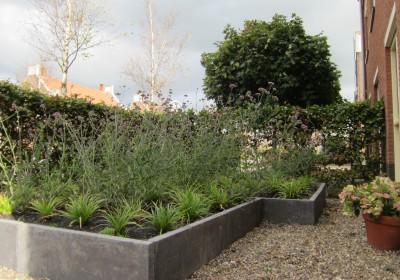 Moderne tuin in Beverwijk