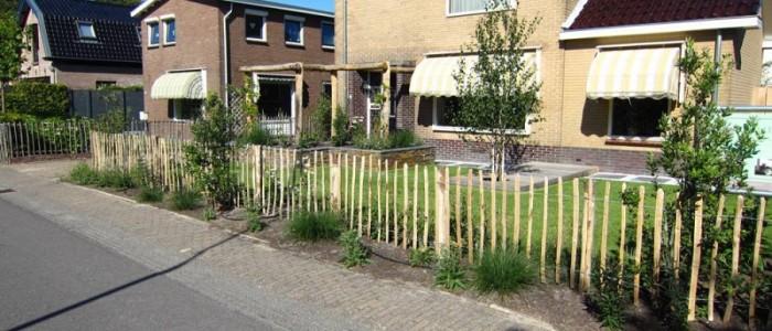 Moderne Tuin in Limmen - voortuin